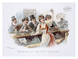 Bar Maid of the 20th Century