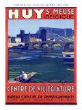Belgium City Huy