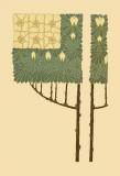 Arts and Crafts Tree III