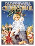Children's Elf and Elephant