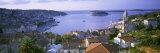 Town on the Waterfront, Hvar Island, Hvar, Croatia