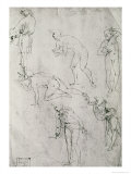 Six Figures, Study for an Epiphany