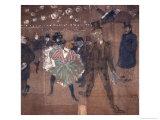 Dancing at the Moulin Rouge: La Goulue and Valentin Le Desosse 1895