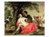 Venus and Adonis, circa 1620