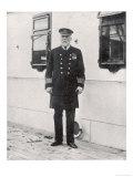 The Captain of the Ss Titanic, Captain E J Smith