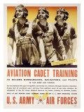 WWII, Aviation Cadet Training