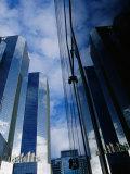 Skyscrapers in La Defense, Paris, France