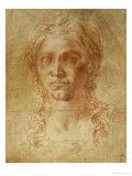 Female Idealized Head, 1520-1530
