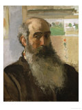 Pissarro, Self-Portrait, (1873)