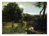 Italian Impressions or Italian Landscape
