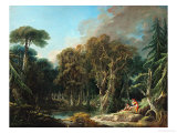 The Woods, 1740
