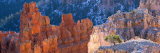 Rock Formations in the Grand Canyon, Bryce Canyon National Park, Utah, USA