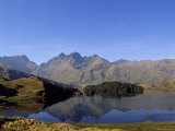 Cajas National Park Scenic, Andes, Ecuador