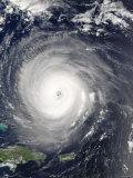 Hurricane Isabel North of Puerto Rico