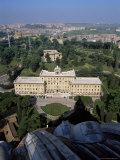 Vatican Gardens, St. Peter's, Rome, Lazio, Italy