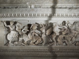 Detail of the Sarcophagus of Alexander the Great, Istanbul Museum, Turkey, Eurasia