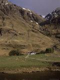 Glencoe, Highland Region, Scotland, United Kingdom