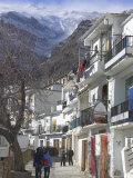 Trevelez, Sierra Nevada, Andalucia, Spain