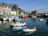 The Harbour, Padstow, Cornwall, England, United Kingdom