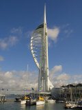 Spinnaker Tower, Portsmouth, Hampshire, England, United Kingdom