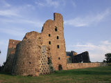 Oxwich Castle, Gower Pensinsula, West Glamorgan, Wales, United Kingdom