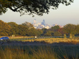 London Skyline from Richmond Park, London, England, United Kingdom