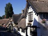 Old Village, Shanklin, Isle of Wight, England, United Kingdom
