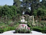 Rose Garden, Parque Del Retiro, Madrid, Spain
