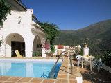 Villa Near Malaga, Andalucia, Spain