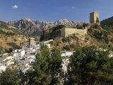 Village of La Cazorla, Jaen, Andalucia, Spain