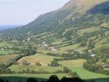 Glenariff Valley, Glens of Antrim, County Antrim, Northern Ireland, United Kingdom