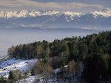 Col De Granier, Near Chambery, Savoie, Rhone Alpes, France