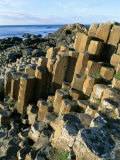 The Giant's Causeway, Unesco World Heritage Site, County Antrim, Northern Ireland