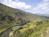 Puna Tsang River, Bhutan