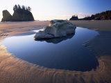 Second Beach, Olympic National Park, Unesco World Heritage Site, Washington State, USA