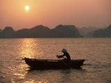Halong Bay, Vietnam, Indochina, Southeast Asia