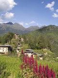 Drukgyel Village, Bhutan