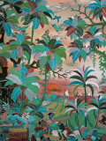 Painting, Neka Museum, Ubud, Island of Bali, Indonesia, Southeast Asia