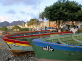 Waterfront, Mindelo, Island of Sao Vicente, Cape Verde Islands, Africa