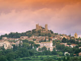 Village of Cogolin, Var, Cote d'Azur, Provence, France