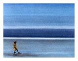 On a Solitary Beach IV