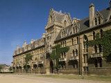 Meadow Buildings, Christ Church College, Oxford, Oxfordshire, England, United Kingdom