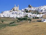Olvera, Andalucia, Spain