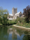 Wells Cathedral, Wells, Somerset, England, United Kingdom