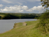 The Llys-Y-Fran Reservoir and Country Park, Pembrokeshire, Wales, United Kingdom