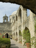 Mission San Jose, San Antonio, Texas, USA