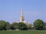 Norwich Cathedral, Norwich, Norfolk, England, United Kingdom