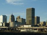 Skyline, Oklahoma City, Oklahoma, USA