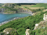 Chapmans Pool, Isle of Purbeck, Dorset, England, United Kingdom