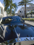 Rodeo Drive, Beverly Hills, California, USA